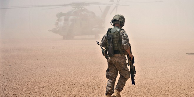 American-soldier-in-Djibouti